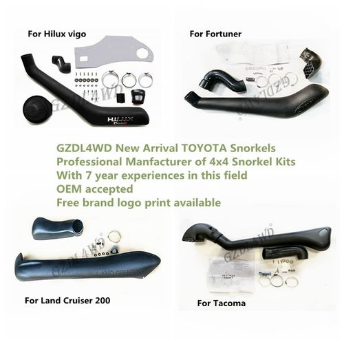 china latest news about NEW ARRIVAL!!! 4X4 SNORKELS FOR TOYOTA