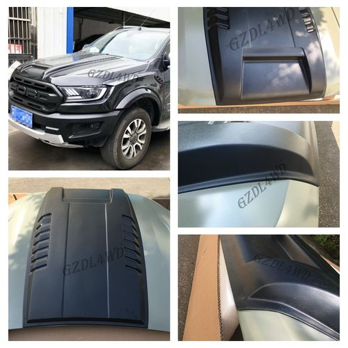 china latest news about NEW!!!Ford Ranger Raptor 2018 2019 Bonnet Hood Scoop