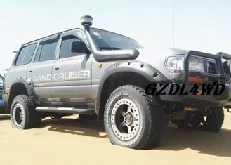 4x4 Land Cruiser Off road Fender Flares LC80 FJ80 4500 Pocket Style 1997 - 2007