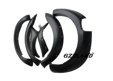 China Pickup Trucks Wheel Arch Flares Trims For  Ranger 2015 - 2016 Textured Black supplier