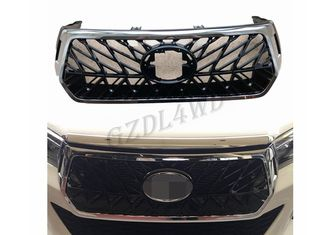 China 4x4 Plastic Front Grill Mesh For Toyota Hilux Revo Rocco 2018 supplier