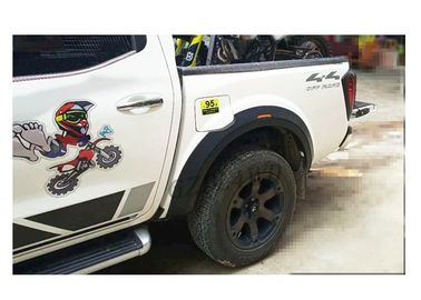 OE Style Nissan Navara NP300 D23 Pickup Fender Flares / 4x4 Off Road Accessories supplier