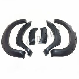 Toyota Hilux Vigo 4x4 Wheel Arch Flares / Vigo 05 11 Car Fender Flares supplier