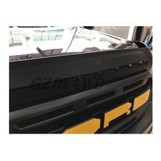 OEM 4x4 Pickup Accessories ABS Black Bonnet Protecotors For Ford Ranger T7 T8 2016-2020