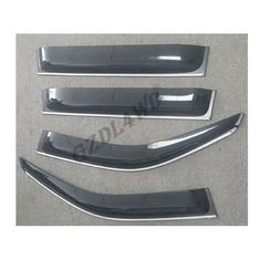 4x4 Body Parts Car Window Visor Rain Guard For Toyota Land Cruiser FJ80 Series supplier
