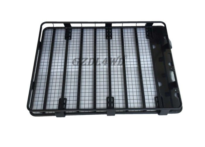 China 180*125*16cm Car Universal Roof Rack Basket Steel For Mitsubishi Pajero factory