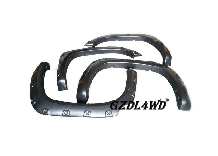 China Auto Pickup 2014 Toyota Tundra Fender Flares OEM ODM With ABS Material factory