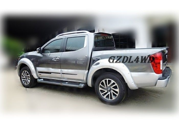 China 2015 NP300 Navara Pickup Fender Flares With Gloss / Textured Surface Finish factory