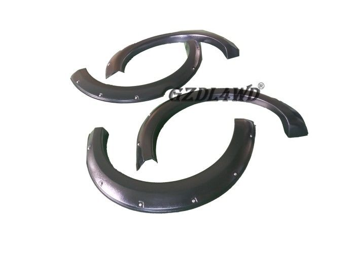 ABS L200 Wheel Pickup Fender Flares For Mitsubishi Auto Parts Triton 2015