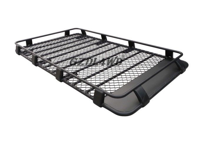 China Customized Size Universal Roof Rack 4x4 Cross Bars Luggage Steel Powder Coating factory