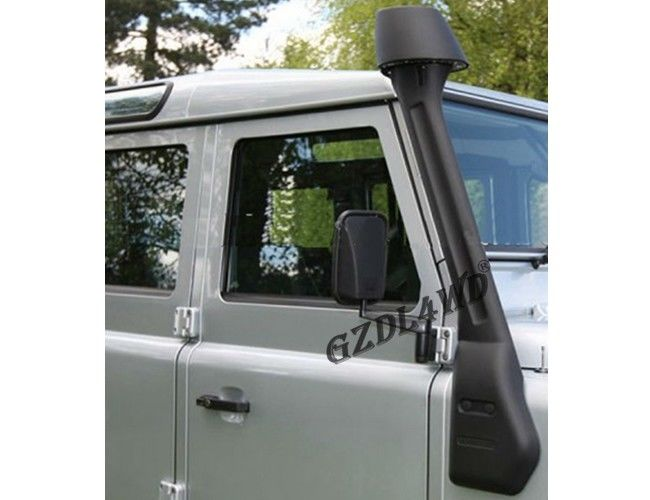 Land Rover Defender TD4 4x4 Off Road Accessories / Air Intake Snorkel supplier