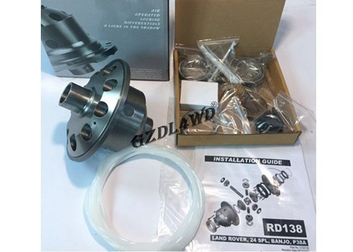 China RD128 RD138 Air Lokcer Accessories / 4x4 Wheels Parts For Land Rover Defender Discovery factory