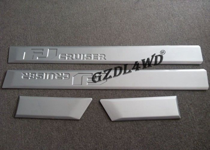 China Chrome Body Moulding Trim For Toyota FJ Cruiser 07-14 Side Body Door Molding factory