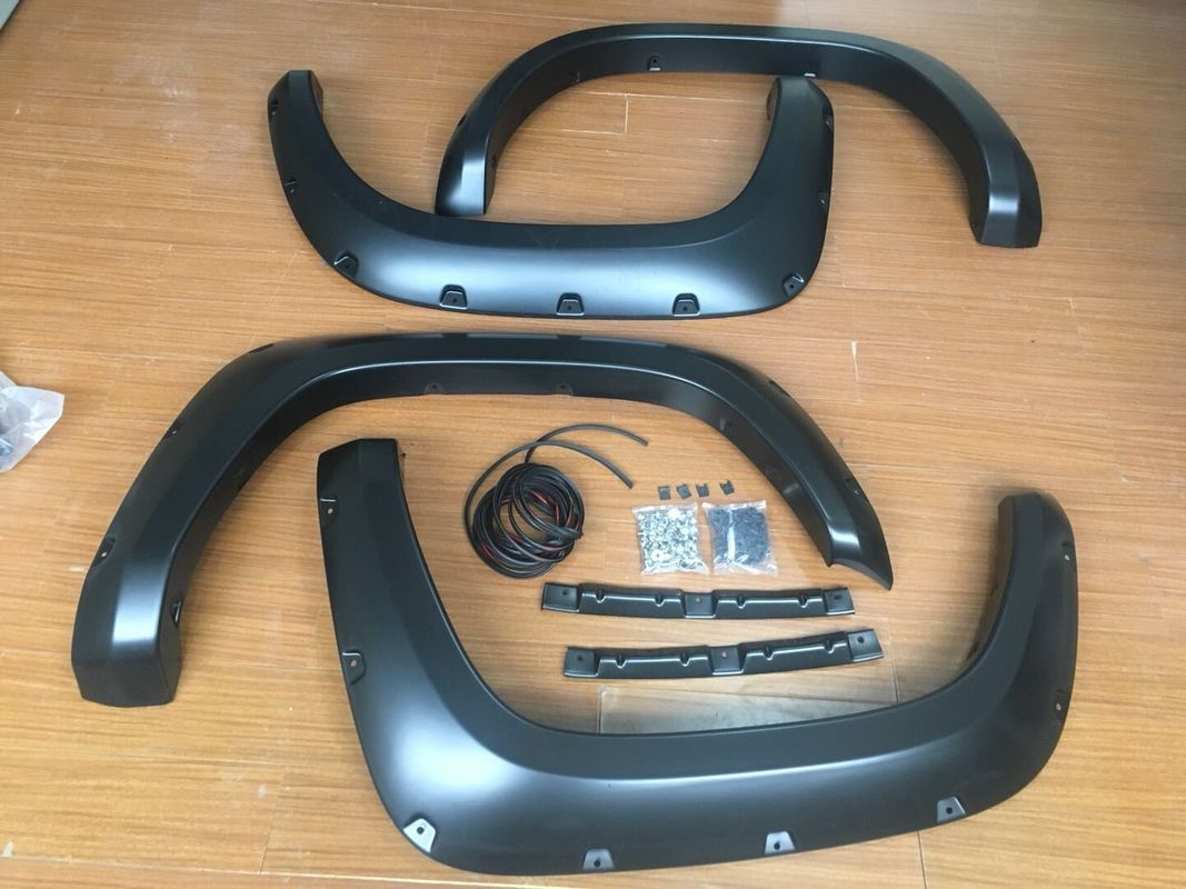 Original Truck Fender Flares For Toyota Tacoma 16 - 18  / Car Auto Parts