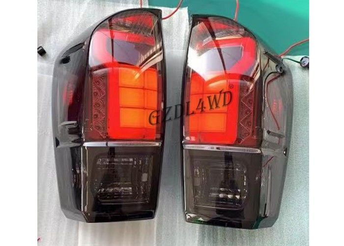 China 2016 2017 2018 Toyota Tacoma 4x4 Driving Lights , LED Rear Back Lights Replacement factory