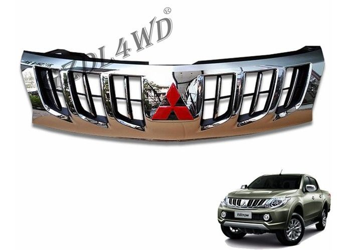 China Automotive Air Vent Grille Chromed Mitsubishi Triton l200 Mn Ml Mq 15 16 17 18 factory