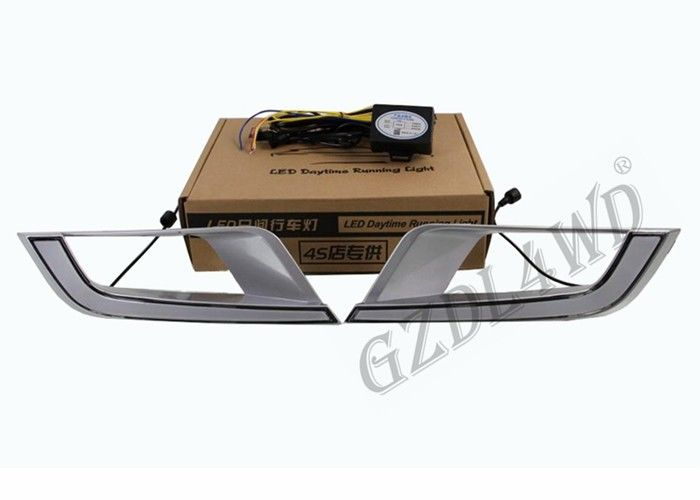 Px2 Mk2 Wildtrak DRL Daytime Running Light For Ford Ranger 2016 2017 2018 T7