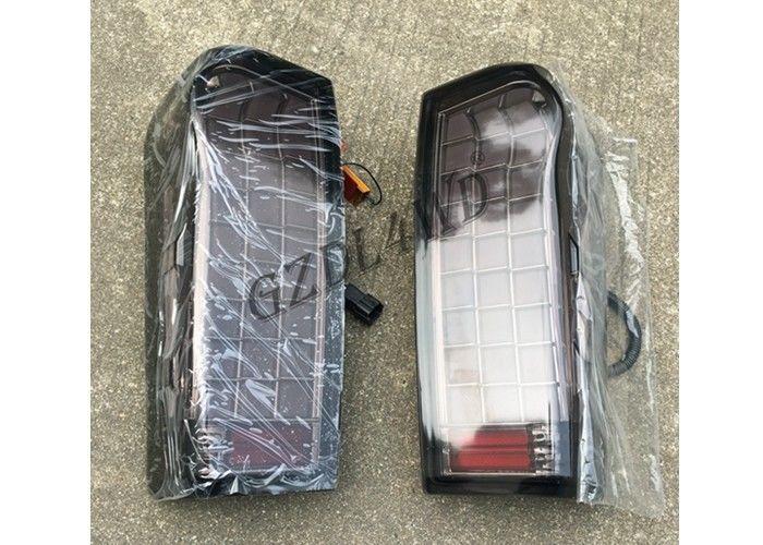 Plsatic 4x4 Aftermarket Accessories Isuzu D