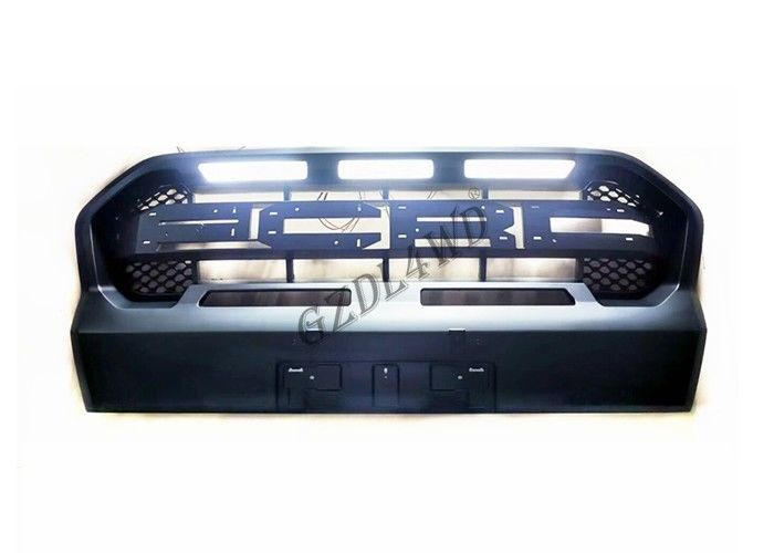 China Ford Ranger PX3 Wildtrak Front Grill Mesh 2108 2019 With LED Lights factory