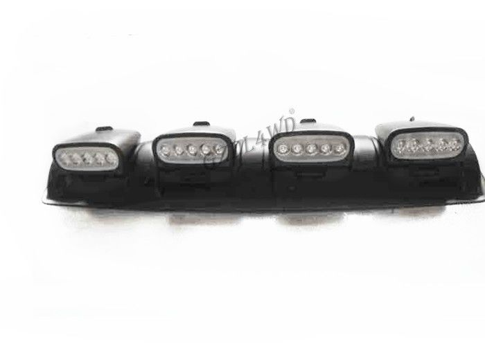 ABS Plastic 4x4 LED Roof Top Lamp For Pickup Trucks Off Road Accessories / Drive Fog Lamps
