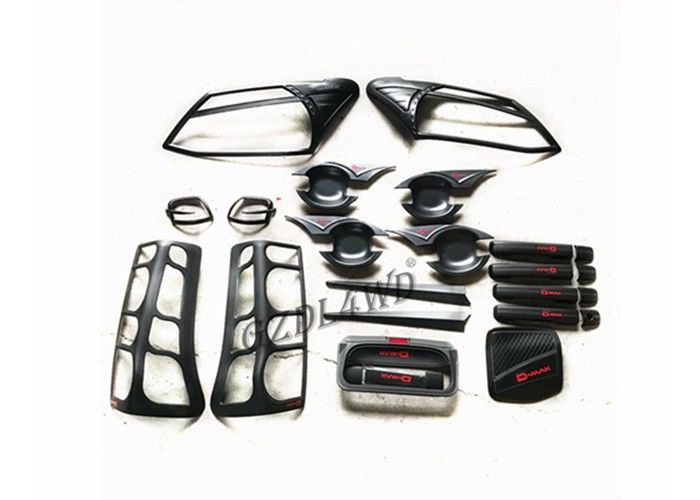 Isuzu Dmax Body Cover 4x4 Body Kits Decorative Trims D - max Accessories