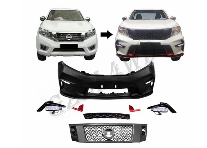 Nissan Navara NP300 2015 - 2019 Nismo 4x4 Body Kits / Front Guard Bumper Kit