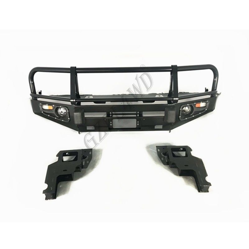 FJ100 Bull Bar Heavy Duty Bumper For Toyota Land Cruiser 100 Series