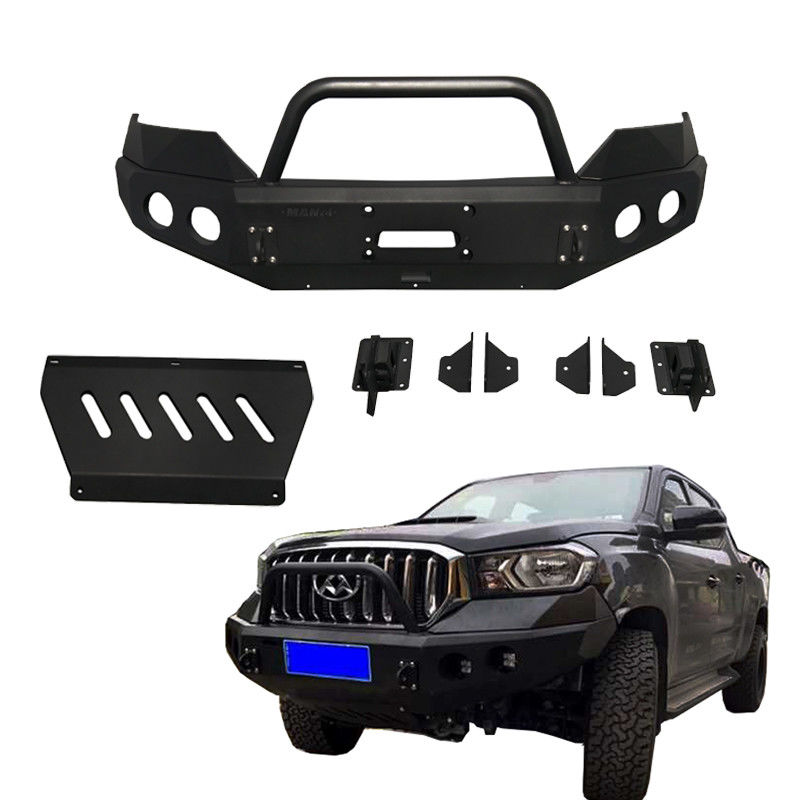 Front Bumper Kit For Ldv t60 Maxus t60 2016-2018 Front Bumper And Skid Plate