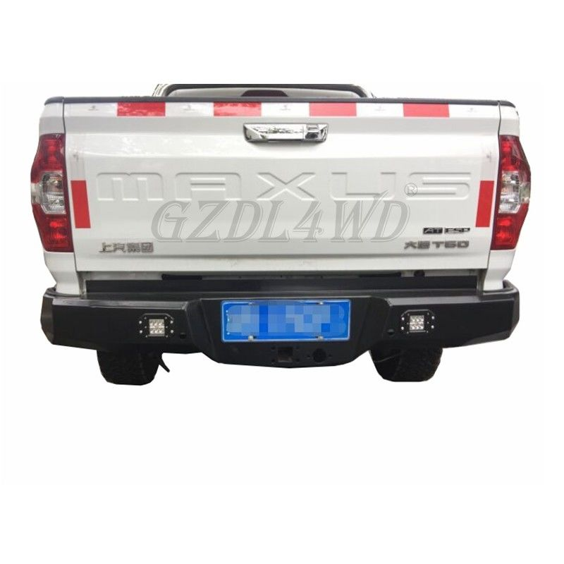 High quality Steel Ldv t60 Maxus t60 2016-2018 Rear And Front Bumper