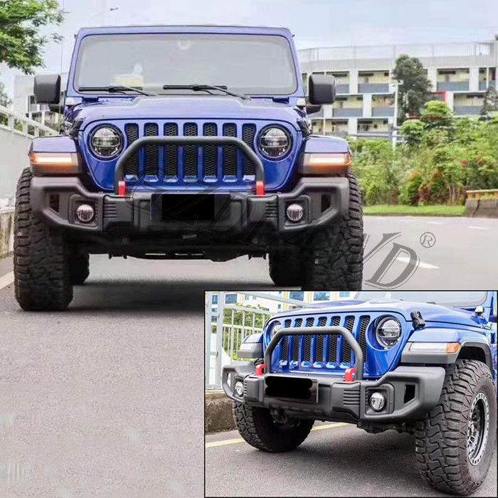China Offroad 4x4 10th Anniversary Front Bumper Kit For Wrangler Jl 2018+ Jeep Wrangler Jk factory