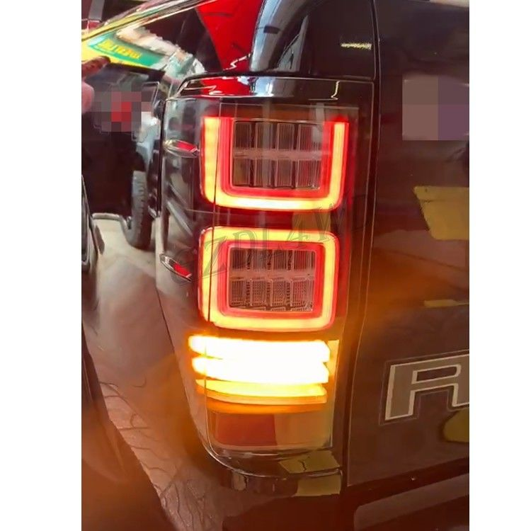 China ABS Plastic 4x4 Driving Lights /  2020 Ford Ranger Raptor LED Tail Lights factory
