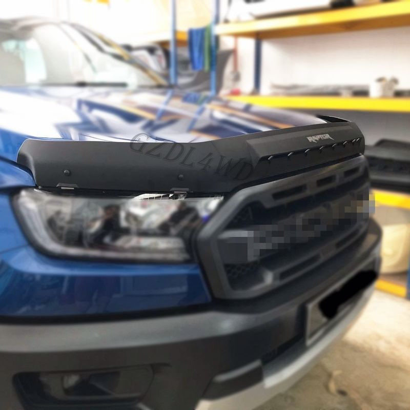 China 2020 Ford Ranger Body Parts Car Window Sun Visor Ranger T7 T8 Bonnet Protector Guard factory