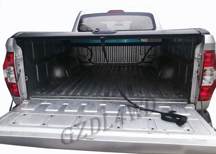 4x4 Aluminum Roller Shutter Rear Tonneau Cover For Ford Ranger
