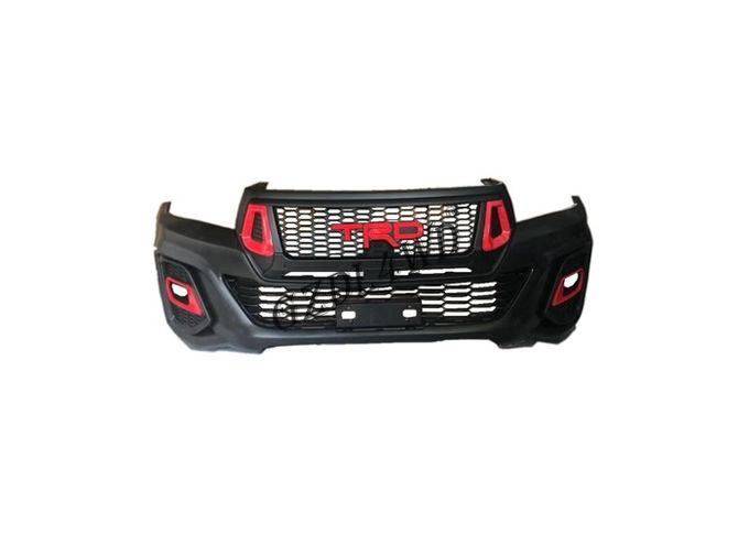 TRD Style Skid Bash Plate 4x4 Body Kits For Toyota Hilux Revo / Toyota Fortuner