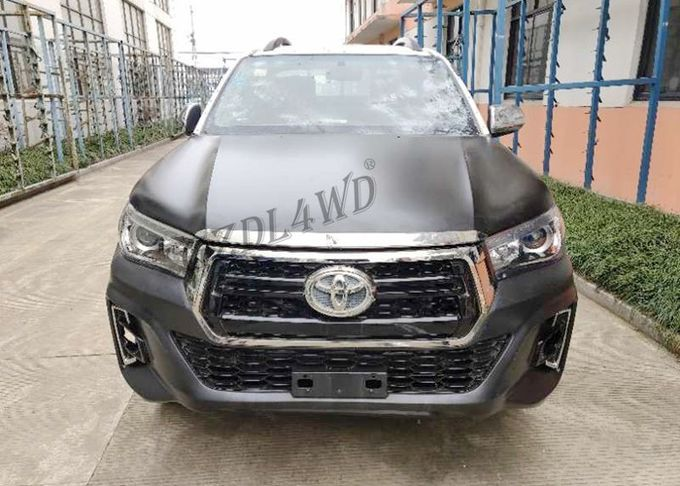 Nissan Navara NP300 Body Kits Front Bumper Conversion Kit With Nisimo Grille