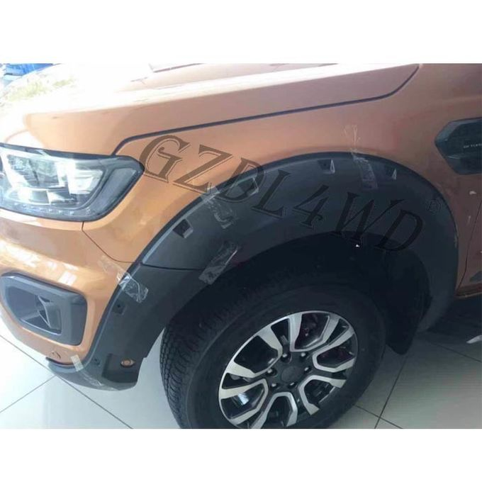 Ford Ranger t8 2019 Wildtrack Fender Flare Abs 3m Tape With Sensors Holes