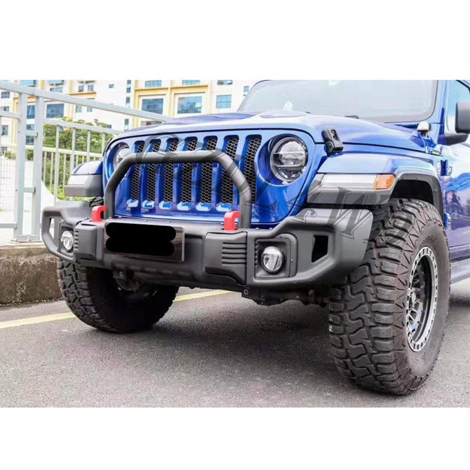 Offroad 4x4 10th Anniversary Front Bumper Kit For Wrangler Jl 2018+ Jeep Wrangler Jk
